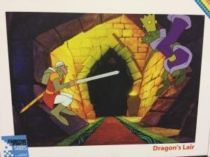 Imatge del joc Dragon's Lair
